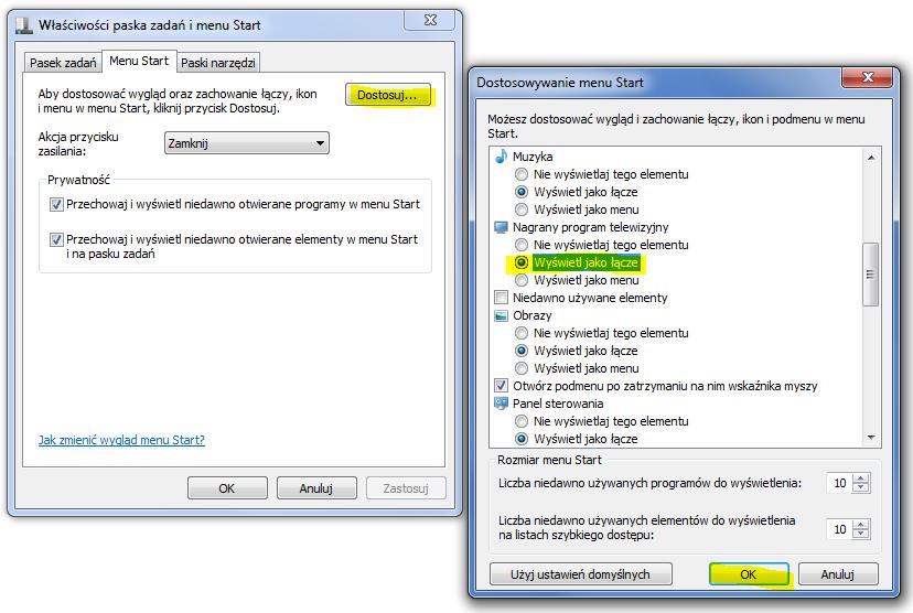 "Dodaj ""Dropbox"" do menu start » CoreBlog – Blog IT"